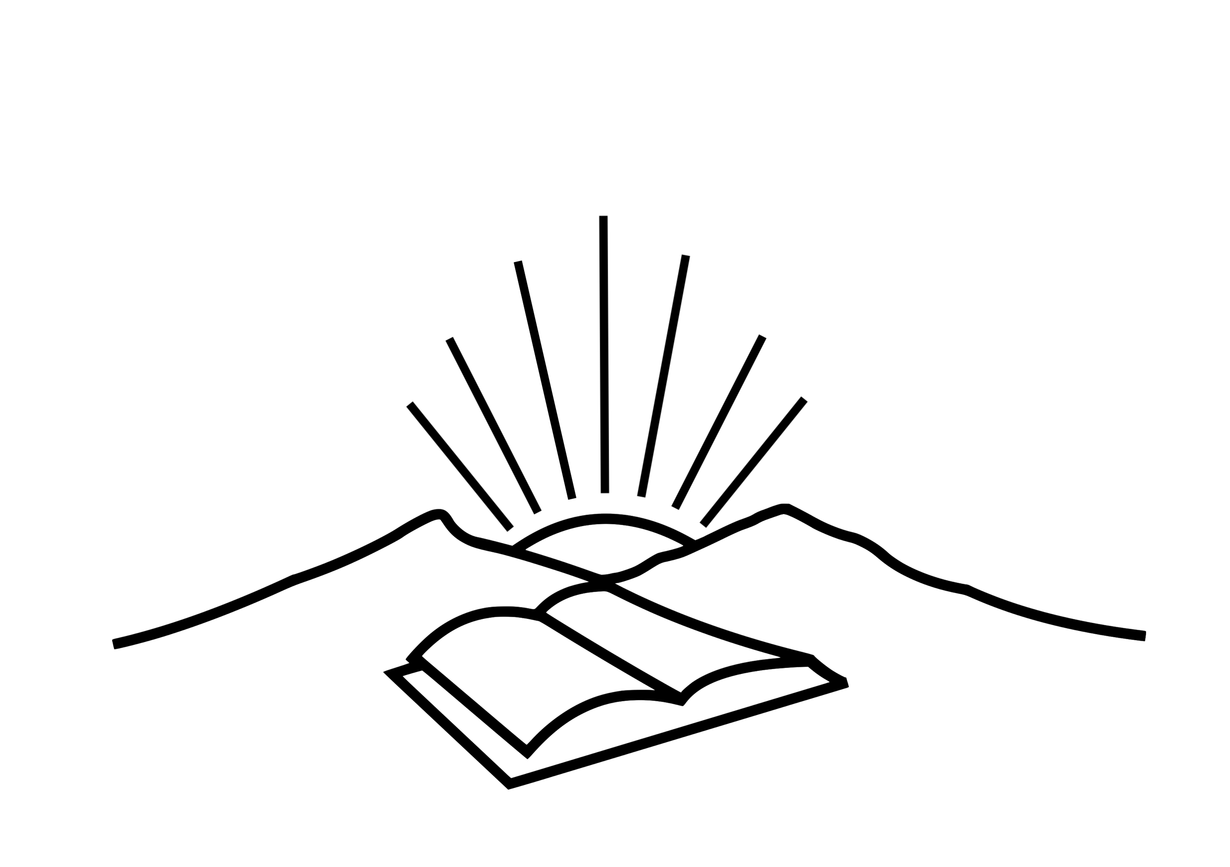 AD logo black